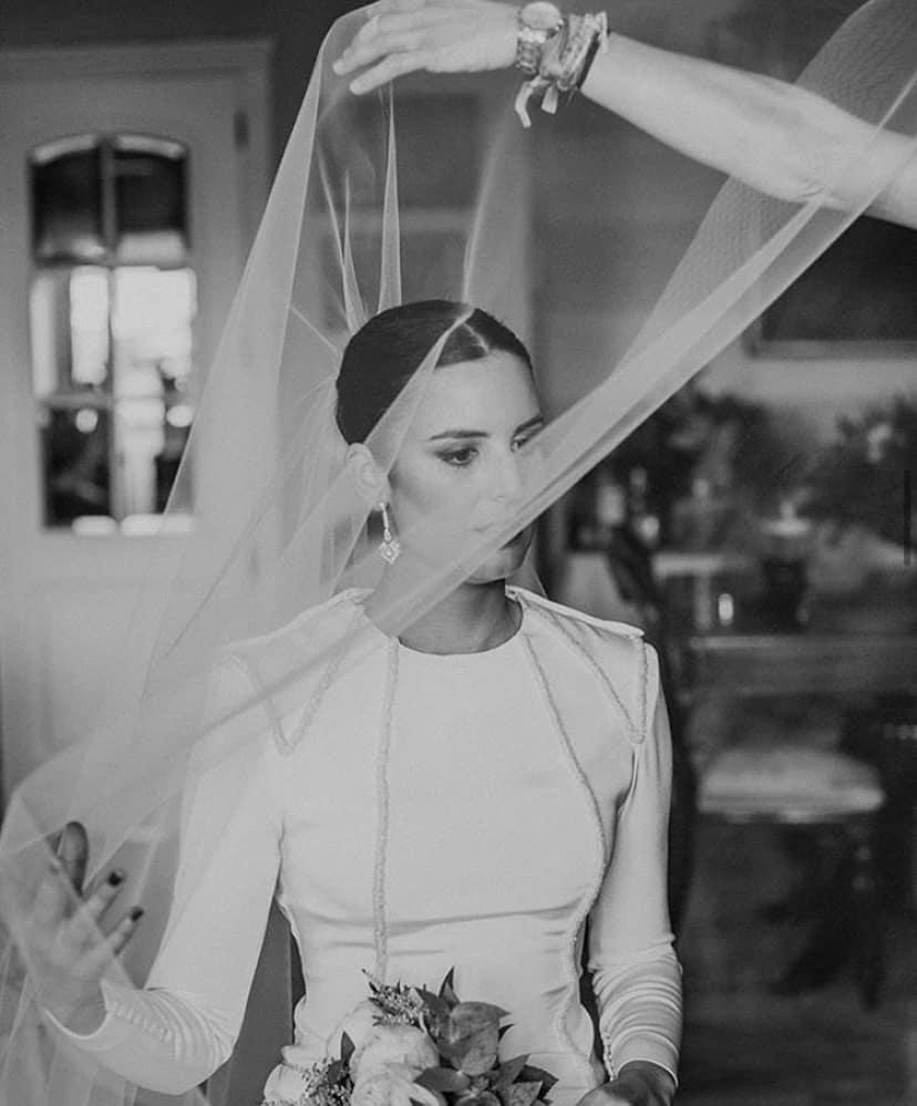Novias veladas: la selección de Paloma Barba